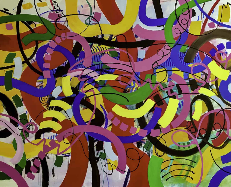 f7-2016-27b_Music-for-the-Eyes-2_200x160cm_Acrylic-on-canvas-2